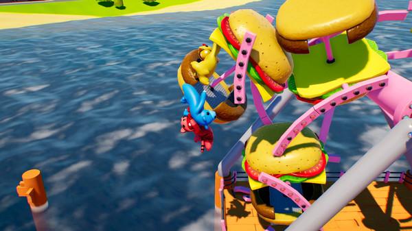 Скриншот №2 к Gang Beasts