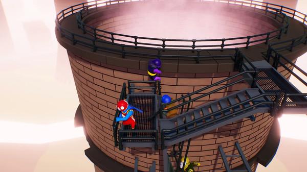 Скриншот №12 к Gang Beasts