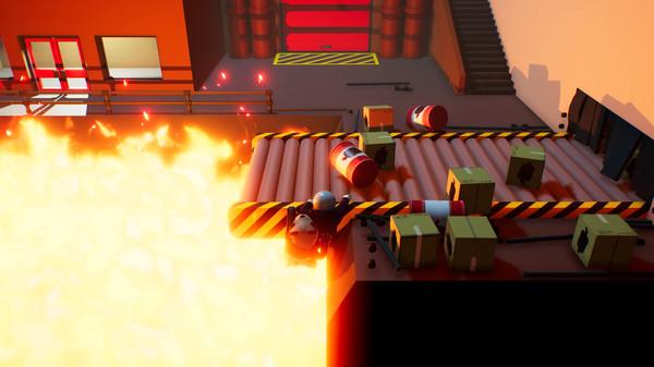 Скриншот №9 к Gang Beasts