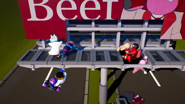 Скриншот №8 к Gang Beasts
