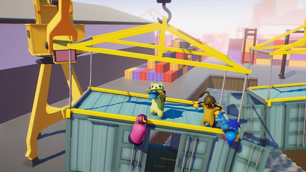 Скриншот №3 к Gang Beasts
