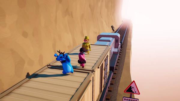 Скриншот №15 к Gang Beasts