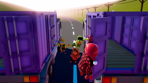 Скриншот №5 к Gang Beasts