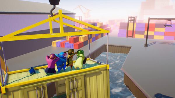 Скриншот №19 к Gang Beasts