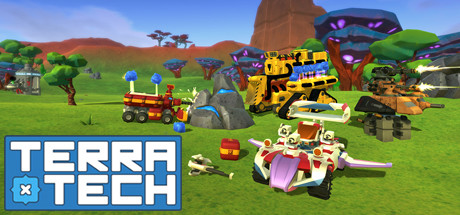 TerraTech Cover Image