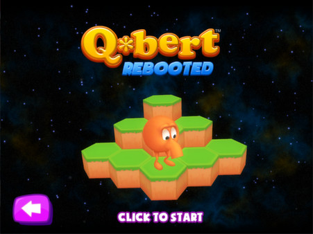 скриншот Q*bert: Rebooted 4