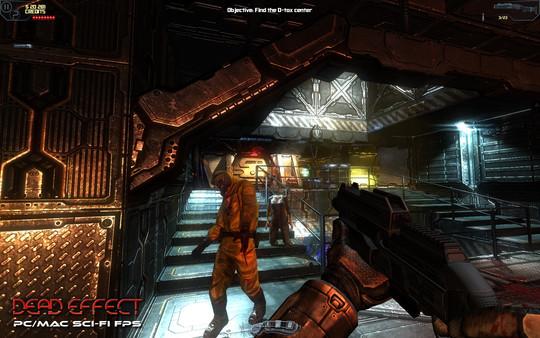 Скриншот №17 к Dead Effect