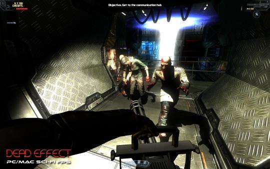 Скриншот №19 к Dead Effect