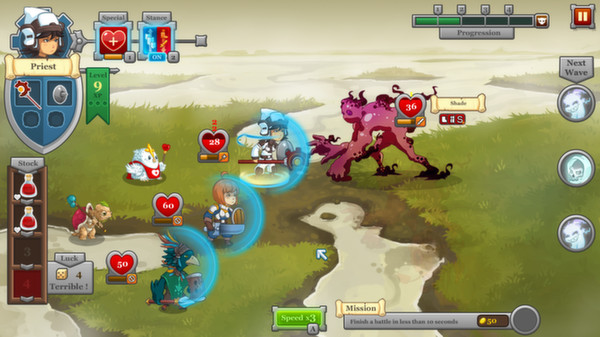 скриншот QuestRun 1