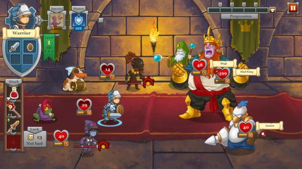 скриншот QuestRun 2