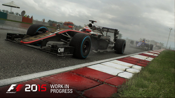 F1 2015 PC Free Download
