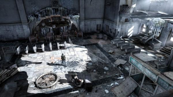 Скриншот №4 к Metro 2033 Redux