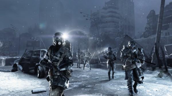 Metro 2033 Redux скриншот