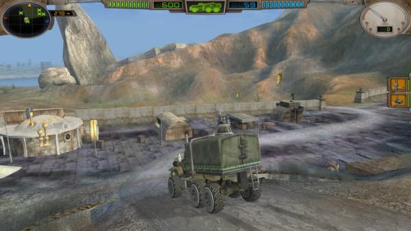 Скриншот №2 к Hard Truck Apocalypse Rise Of Clans  Ex Machina Meridian 113