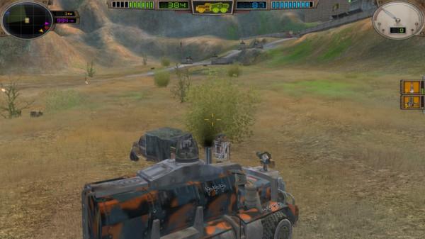 Скриншот №4 к Hard Truck Apocalypse Rise Of Clans  Ex Machina Meridian 113