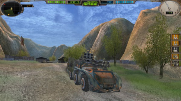 Скриншот №5 к Hard Truck Apocalypse Rise Of Clans  Ex Machina Meridian 113