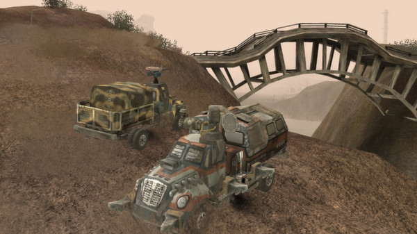 Скриншот №6 к Hard Truck Apocalypse Rise Of Clans  Ex Machina Meridian 113