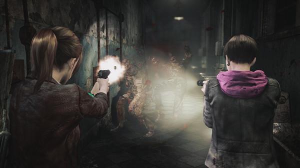 KHAiHOM.com - Resident Evil Revelations 2