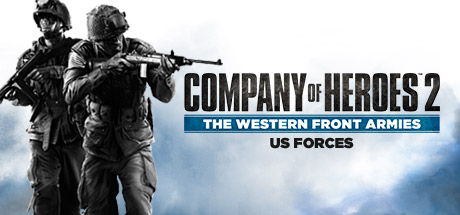 COH 2 - The Western Front Armies: US Forces Cover Image