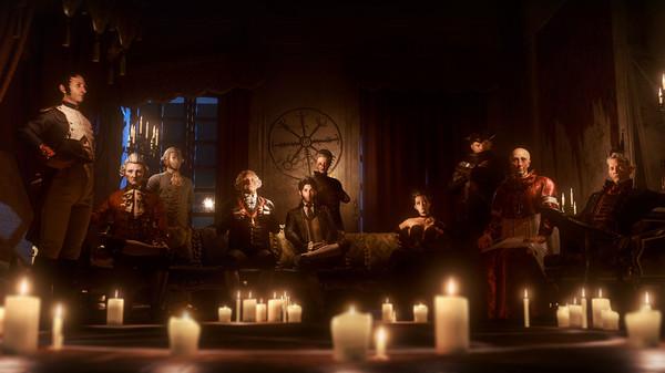 The Council скриншот