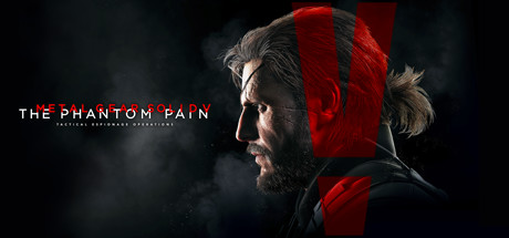 METAL GEAR SOLID V: THE PHANTOM PAIN Cover Image