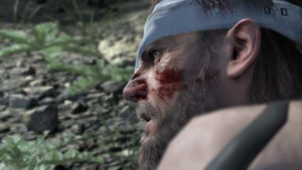 Скриншот №2 к METAL GEAR SOLID V THE PHANTOM PAIN