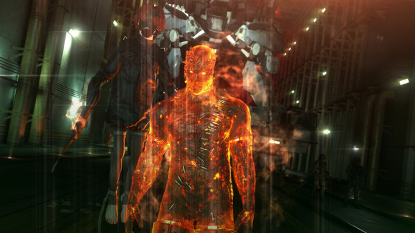 Скриншот №23 к METAL GEAR SOLID V THE PHANTOM PAIN