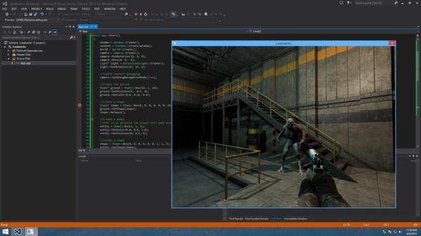 скриншот Leadwerks Game Engine: Standard Edition 0