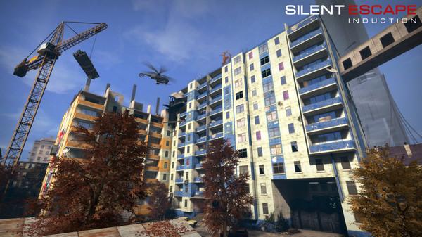 Скриншот №1 к Silent Escape Induction