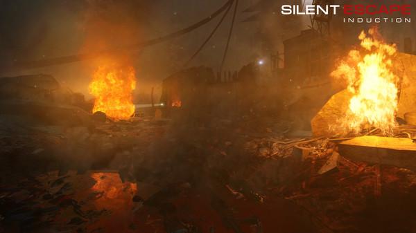 Скриншот №6 к Silent Escape Induction