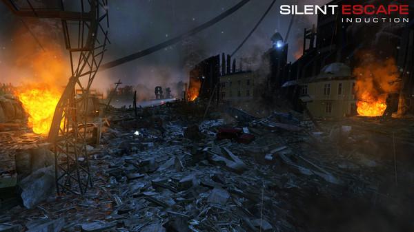 Скриншот №7 к Silent Escape Induction