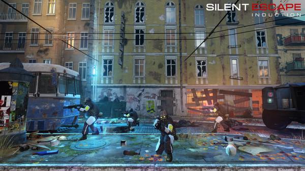 Скриншот №8 к Silent Escape Induction