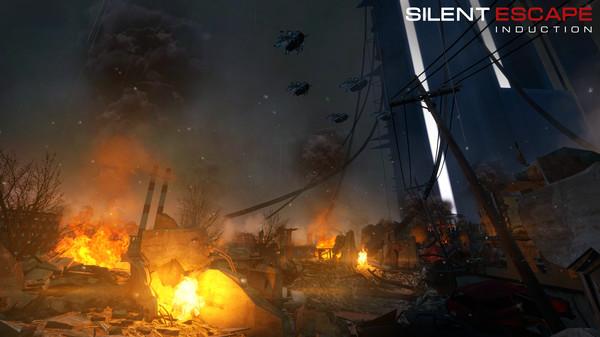 Скриншот №4 к Silent Escape Induction