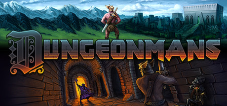 Dungeonmans Cover Image