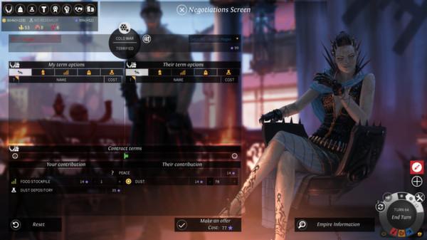 Endless Legend™ screenshot