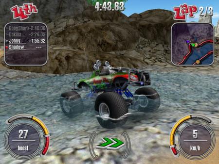 Скриншот №7 к RC Cars
