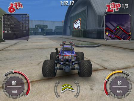 Скриншот №2 к RC Cars