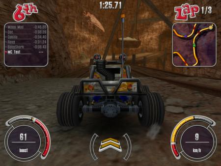 Скриншот №5 к RC Cars