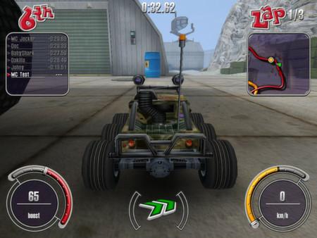 Скриншот №1 к RC Cars