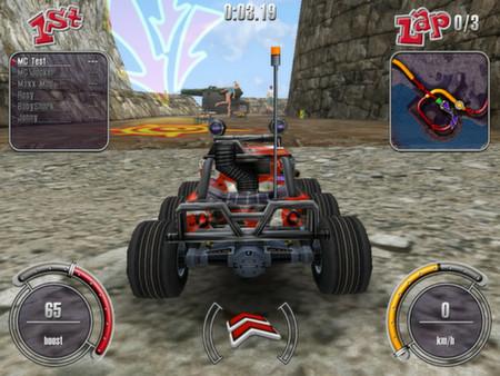 Скриншот №4 к RC Cars