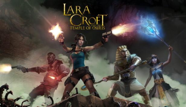 LARA CROFT AND THE TEMPLE OF OSIRIS™ on Steam