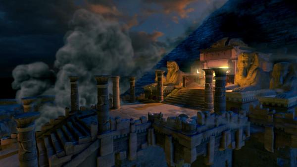 Скриншот №4 к LARA CROFT AND THE TEMPLE OF OSIRIS™