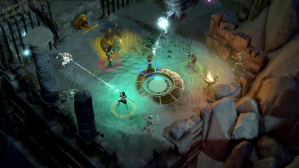 Скриншот №8 к LARA CROFT AND THE TEMPLE OF OSIRIS™