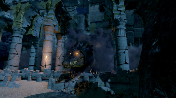 Скриншот №7 к LARA CROFT AND THE TEMPLE OF OSIRIS™