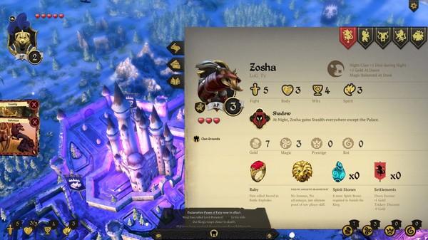 Armello скриншот