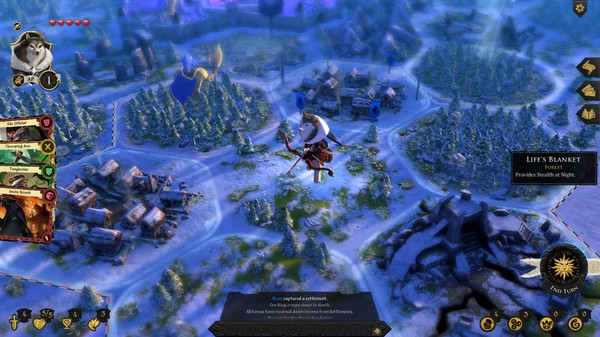 Скриншот №2 к Armello