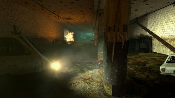 Скриншот №10 к Half-Life 2 Update