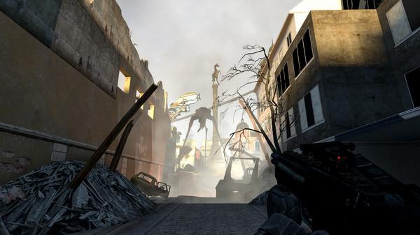 Скриншот №14 к Half-Life 2 Update