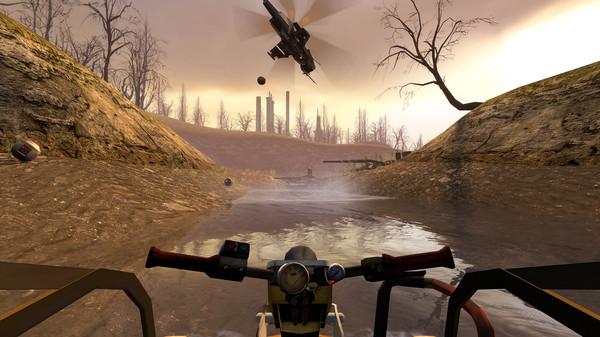 Скриншот №9 к Half-Life 2 Update