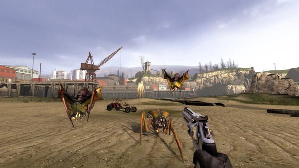 Скриншот №15 к Half-Life 2 Update
